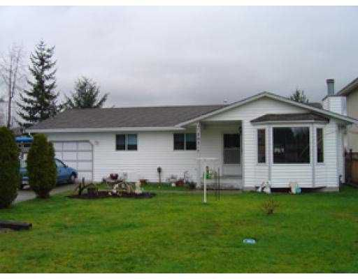 Main Photo: 20317 CHIGWELL ST in Maple Ridge: Southwest Maple Ridge House for sale : MLS®# V571686