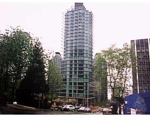"""Main Photo: 1508 1331 W GEORGIA ST in Vancouver: Coal Harbour Condo for sale in """"THE POINTE"""" (Vancouver West)  : MLS®# V592578"""