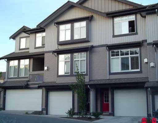 """Main Photo: 3 18828 69TH AV in Surrey: Clayton Townhouse for sale in """"Star Point"""" (Cloverdale)  : MLS®# F2614081"""