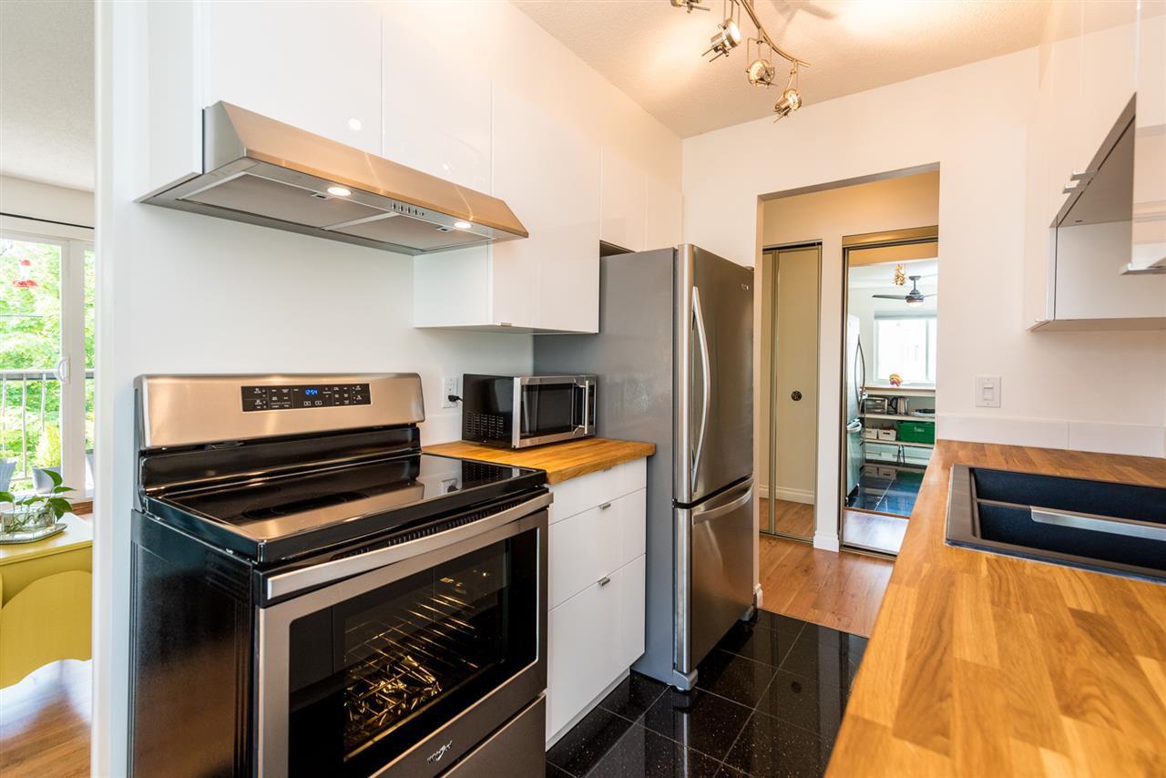 "Main Photo: 206 1334 W 73RD Avenue in Vancouver: Marpole Condo for sale in ""LA ROSA VILLA"" (Vancouver West)  : MLS®# R2388218"