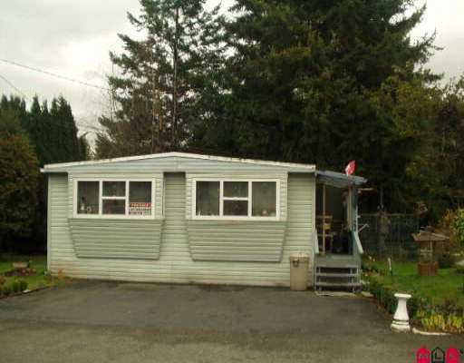 "Main Photo: 23 6571 KING GEORGE HY in Surrey: East Newton Manufactured Home for sale in ""Newton Park"" : MLS®# F2605861"