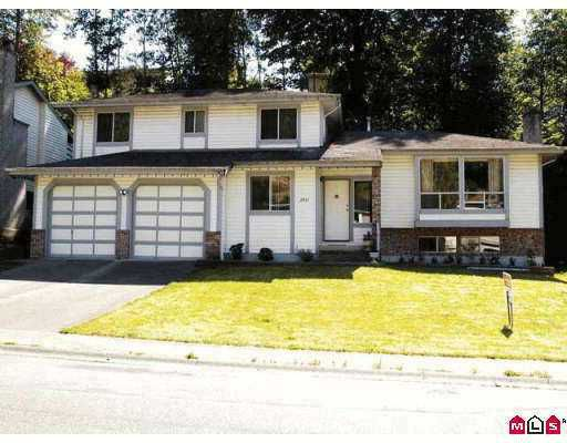 Main Photo: 2311 HARPER DR in Abbotsford: Abbotsford East House for sale : MLS®# F2615186