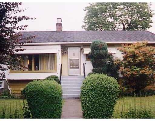 Main Photo: 7980 17TH AV in Burnaby: East Burnaby House for sale (Burnaby East)  : MLS®# V552142