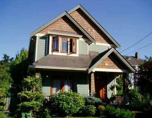 Main Photo: 316 REGINA ST in New Westminster: Queens Park House for sale : MLS®# V587903