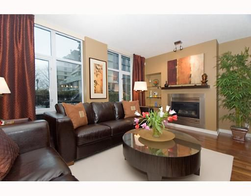 """Main Photo: 593 BEACH Crescent in Vancouver: False Creek North Townhouse for sale in """"PARKWEST TWO"""" (Vancouver West)  : MLS®# V636963"""