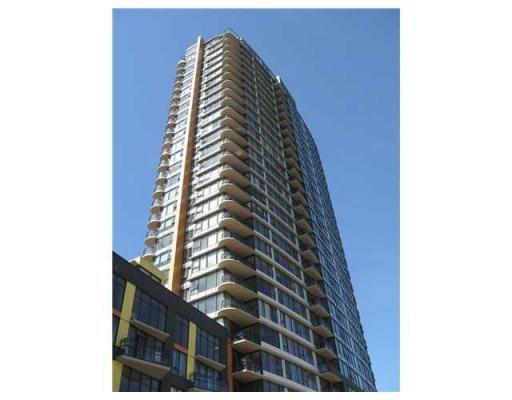 Main Photo: # 2005 33 SMITHE ST in Vancouver: Condo for sale : MLS®# V853784