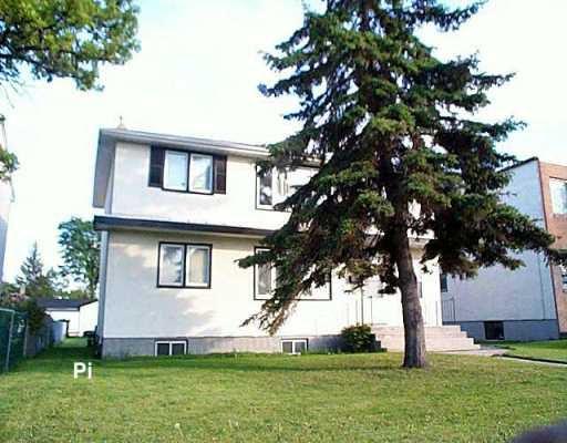 Main Photo: 898 JUBILEE Avenue East in Winnipeg: Fort Rouge / Crescentwood / Riverview Duplex for sale (South Winnipeg)  : MLS®# 2608253