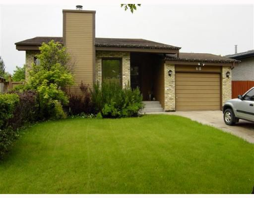 Main Photo: 68 NUTLEY Circle in WINNIPEG: St Vital Single Family Detached for sale (South East Winnipeg)  : MLS®# 2710212