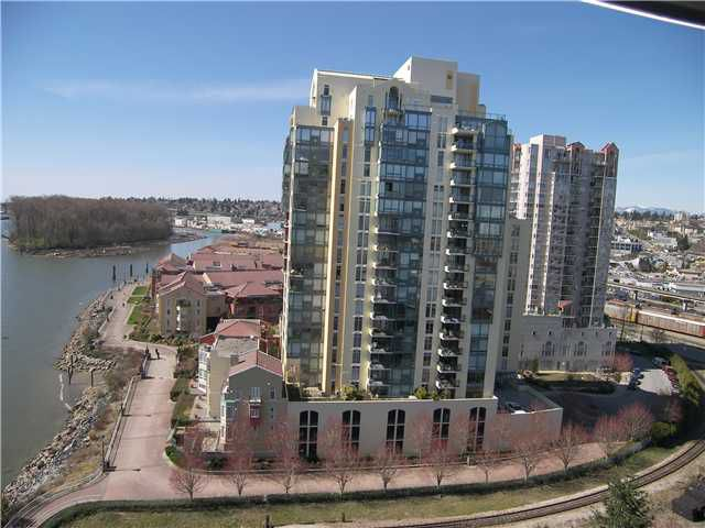 "Main Photo: # 1606 8 LAGUNA CT in New Westminster: Quay Condo for sale in ""THE EXCELSIOR"" : MLS®# V879865"