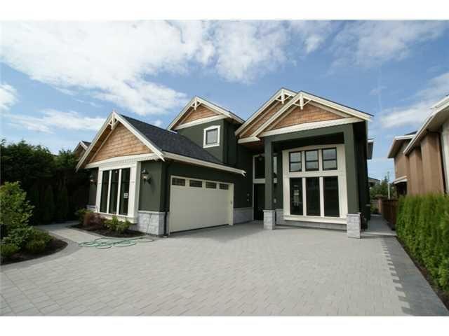 Main Photo: 8691 Calder Road in Richmond: Lackner House for sale : MLS®# V902693
