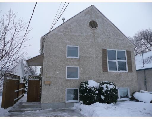 Main Photo: 34 HINDLEY Avenue in WINNIPEG: St Vital Residential for sale (South East Winnipeg)  : MLS®# 2800151