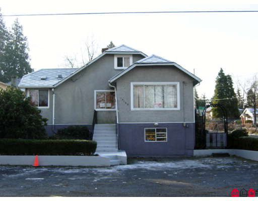 Main Photo: 13102 111TH Avenue in Surrey: Whalley House for sale (North Surrey)  : MLS®# F2802347