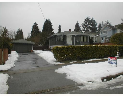 Main Photo: 9955 LYNDHURST Street in Burnaby: Oakdale House for sale (Burnaby North)  : MLS®# V688136