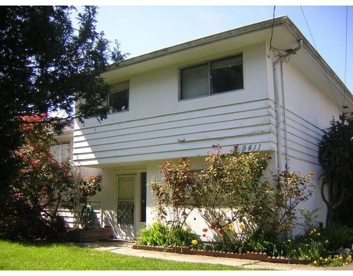 Main Photo: 9411 DESMOND RD in Richmond: 30 Seafair House for sale (RI Richmond)  : MLS®# V642174