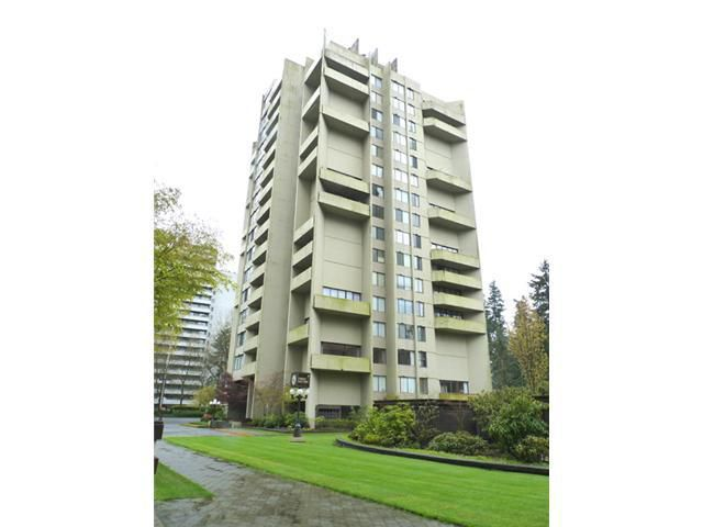 "Main Photo: # 706 4105 MAYWOOD ST in Burnaby: Metrotown Condo for sale in ""TIMES SQUARE"" (Burnaby South)  : MLS®# V888812"