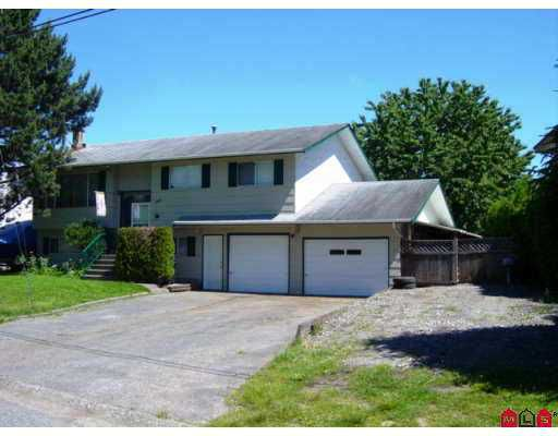 Main Photo: 8756 ASHWELL RD in Chilliwack: Chilliwack  W Young-Well House for sale : MLS®# H2501853