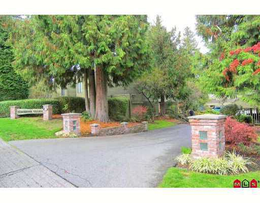 """Main Photo: 3 20155 50TH Avenue in Langley: Langley City Townhouse for sale in """"CEDARBROOK"""" : MLS®# F2726937"""