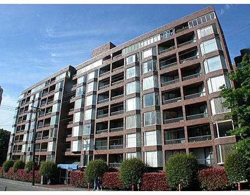 """Main Photo: 407 950 DRAKE Street in Vancouver: Downtown VW Condo for sale in """"ANCHOR POINT II"""" (Vancouver West)  : MLS®# V709990"""