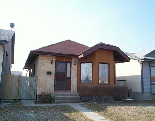 Main Photo:  in Winnipeg: Transcona Single Family Detached for sale (North East Winnipeg)  : MLS®# 2504368