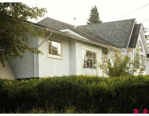 Main Photo: 33456 MARSHALL Road in Abbotsford: Central Abbotsford House for sale : MLS®# F2718331