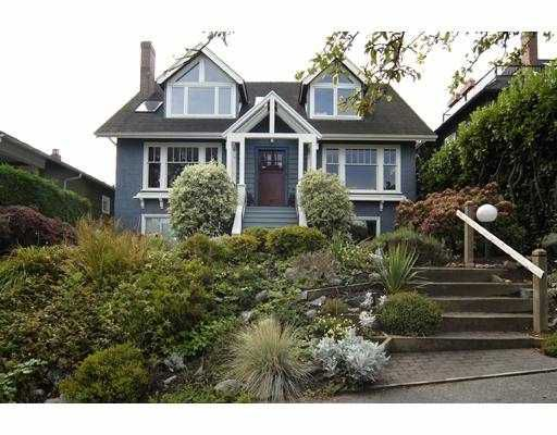 Main Photo: 4536 W 5TH Avenue in Vancouver: Point Grey House for sale (Vancouver West)  : MLS®# V671365
