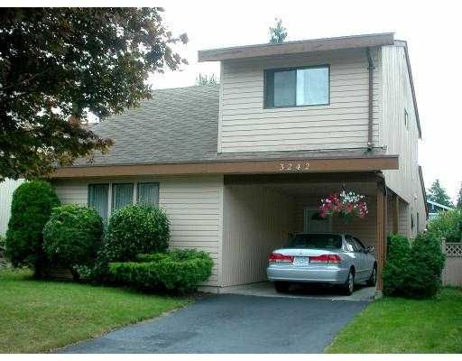 Main Photo: 3242 Dunkirk Avenue in coquitlam: New Horizons House for sale (Coquitlam)  : MLS®# v664011