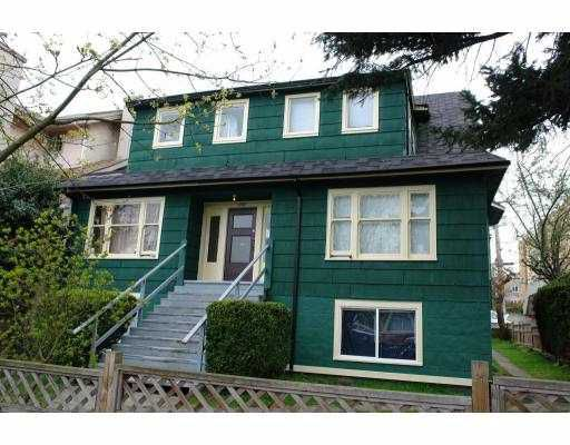 Main Photo: 1665 E 5TH Avenue in Vancouver: Grandview VE Home for sale (Vancouver East)  : MLS®# V703267