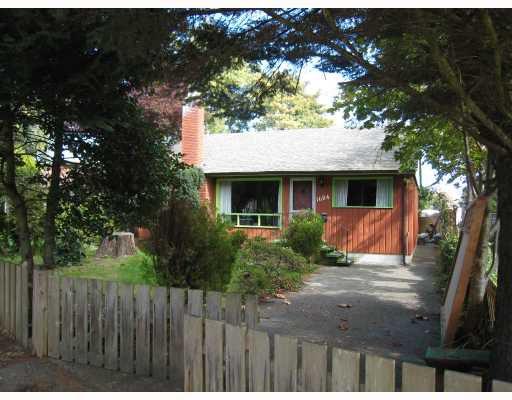 Main Photo: 1684 DUNCAN Drive in Tsawwassen: Beach Grove House for sale : MLS®# V671837