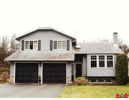 "Main Photo: 2341 CAMERON in Abbotsford: Abbotsford East House for sale in ""McMillan"" : MLS®# F2731061"