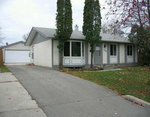 Main Photo: 354 RIEL Avenue in Winnipeg: St Vital Single Family Detached for sale (South East Winnipeg)  : MLS®# 2617632