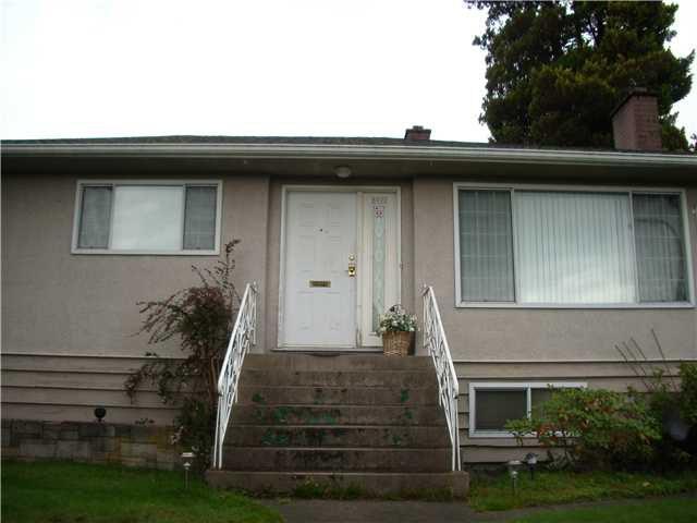 Main Photo: 8433 10TH AV in Burnaby: East Burnaby House for sale (Burnaby East)  : MLS®# V856909
