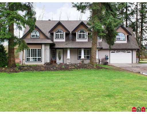 Main Photo: 24880 52ND Avenue in Langley: Salmon River House for sale : MLS®# F2724260