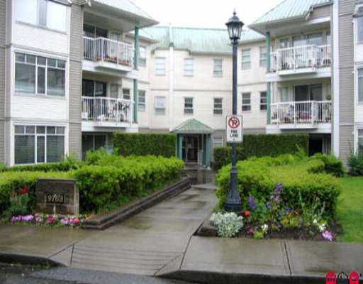 "Main Photo: 104 9763 140TH ST in Surrey: Whalley Condo for sale in ""FRASER GATE"" (North Surrey)  : MLS®# F2511687"