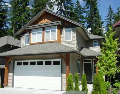 Main Photo: 33 1705 Parkway Blvd in Coquitlam: Westwood Plateau House for sale : MLS®# V621433