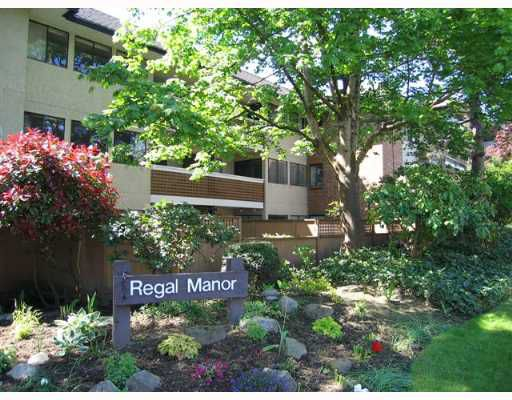 """Main Photo: 314 316 CEDAR Street in New_Westminster: Sapperton Condo for sale in """"REGAL MANOR"""" (New Westminster)  : MLS®# V646540"""
