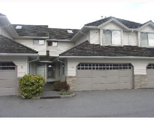 """Main Photo: 14 19051 119TH Avenue in Pitt_Meadows: Central Meadows Townhouse for sale in """"THE MEADOWS"""" (Pitt Meadows)  : MLS®# V695308"""
