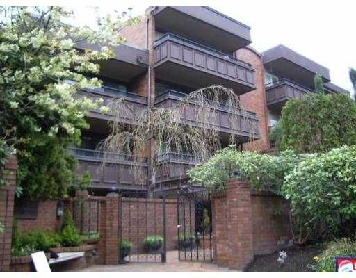 """Main Photo: 501 1405 W 15TH Avenue in Vancouver: Fairview VW Condo for sale in """"LANDMARK GRANDE"""" (Vancouver West)  : MLS®# V649351"""