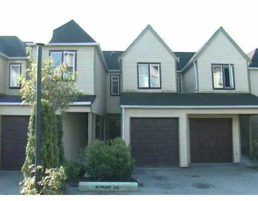 """Main Photo: # 18 1200 BRUNETTE AV in Coquitlam: Maillardville Condo for sale in """"Brunette Villas"""" : MLS®# V769588"""