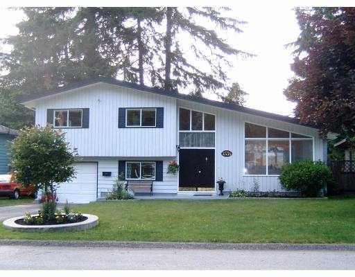 Main Photo: 2536 DERBYSHIRE Way in North_Vancouver: Blueridge NV House for sale (North Vancouver)  : MLS®# V655728