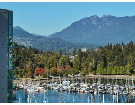"Main Photo: 1301 1710 BAYSHORE Drive in Vancouver: Coal Harbour Condo for sale in ""BAYSHORE GARDENS"" (Vancouver West)  : MLS®# V668026"