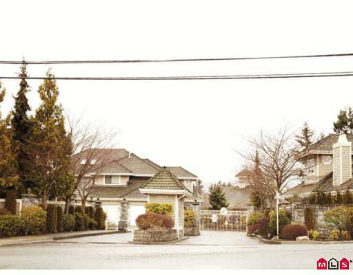 """Main Photo: 25 15677 24TH Avenue in Surrey: King George Corridor Townhouse for sale in """"SUMMERLEA POINT"""" (South Surrey White Rock)  : MLS®# F2800140"""