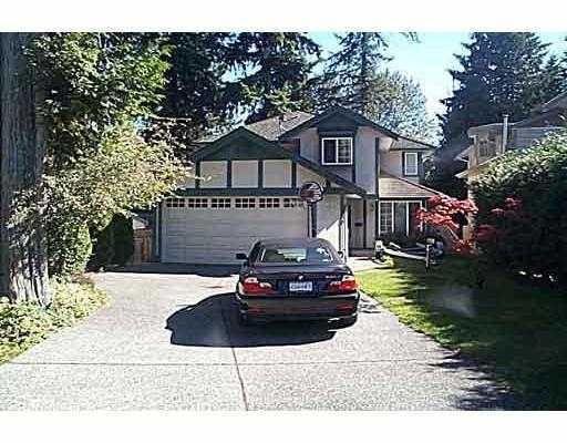 Main Photo: 1990 MACKAY AV: House for sale : MLS®# V765765