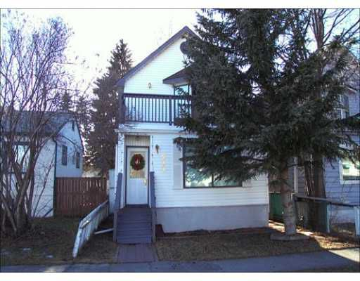Main Photo:  in CALGARY: Tuxedo Residential Detached Single Family for sale (Calgary)  : MLS®# C3195397