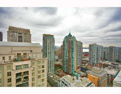 "Main Photo: 2401 1001 RICHARDS Street in Vancouver: Downtown VW Condo for sale in ""THE MIRO"" (Vancouver West)  : MLS®# V683880"