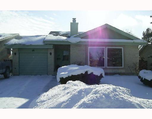 Main Photo: 14 WOODFIELD Bay in WINNIPEG: Charleswood Residential for sale (South Winnipeg)  : MLS®# 2802619