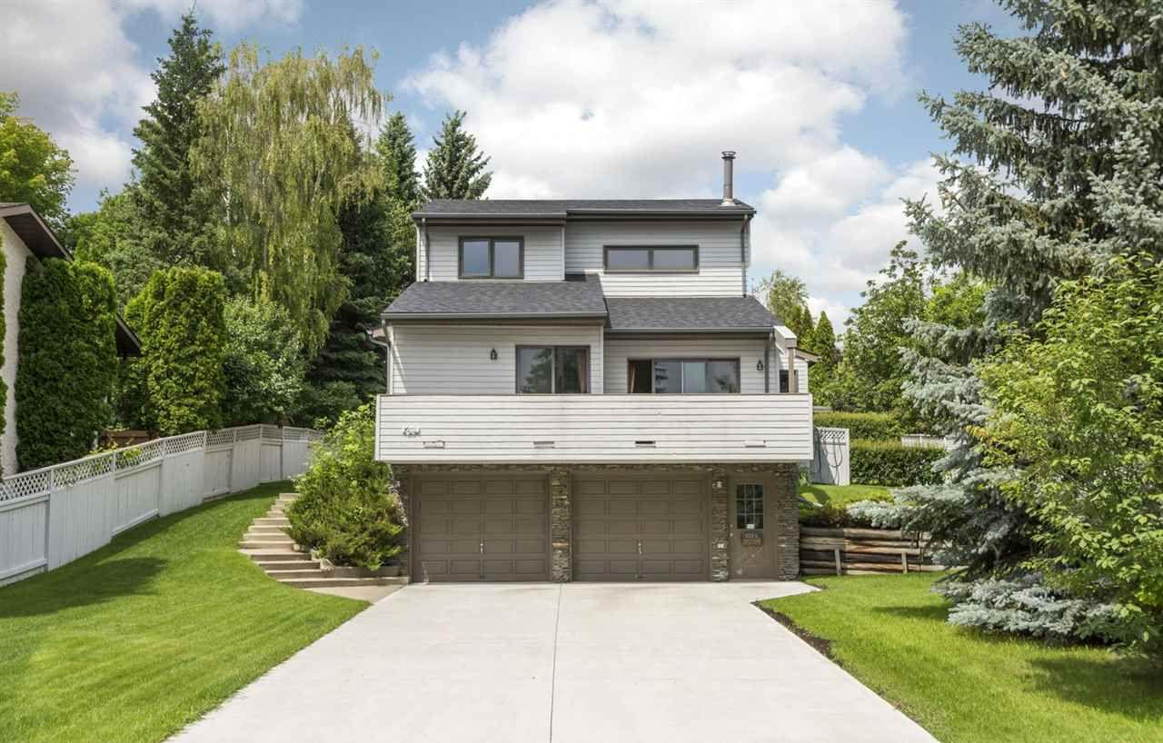 Main Photo: 4204 RAMSAY Road in Edmonton: Zone 14 House for sale : MLS®# E4165196