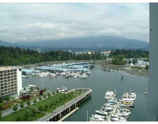 Main Photo: 1701 535 Nicola in Vancouver West, Coal Harbour: Coal Harbour House for sale (Vancouver West)