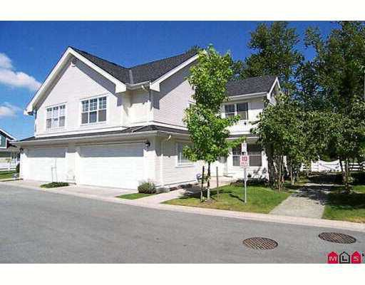 "Main Photo: 49 17097 64TH Avenue in Surrey: Cloverdale BC Townhouse for sale in ""Kentucky"" (Cloverdale)  : MLS®# F2721210"