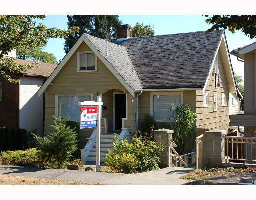 """Main Photo: 1046 E 64TH Avenue in Vancouver: South Vancouver House for sale in """"SOUTH VANCOUVER"""" (Vancouver East)  : MLS®# V668509"""
