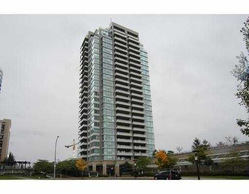 """Main Photo: 1306 4398 BUCHANAN Street in Burnaby: Central BN Condo for sale in """"BUCHANAN TOWERS"""" (Burnaby North)  : MLS®# V674257"""